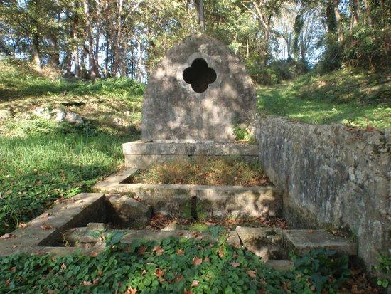 Peyrehorade, فرنسا: La fontaine de Laguette