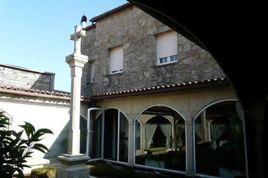 Hotel Casa Rosalia: Claustro