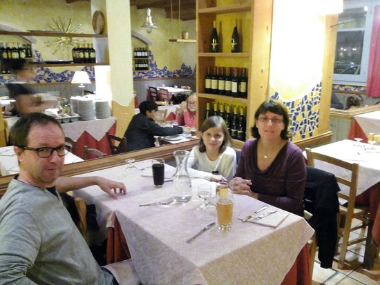 Il Chiodo Fisso: Bière et coca en pression!