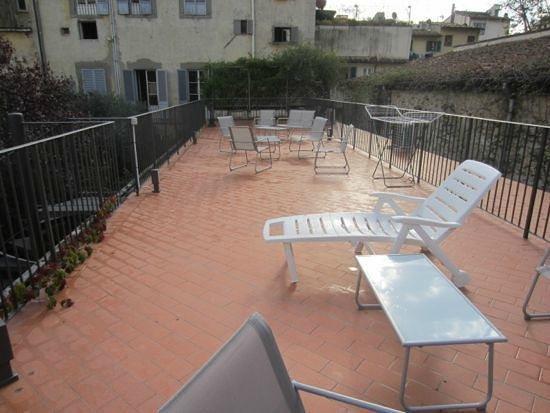 Residenza Il Carmine: Rooftop terrace