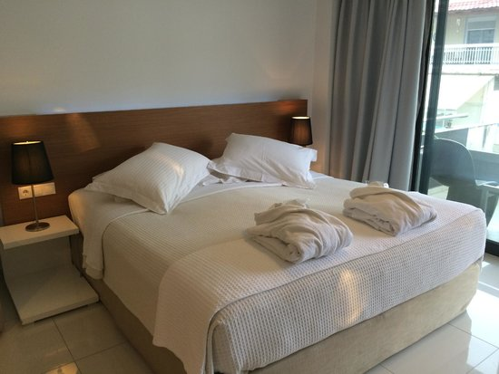 City Loft Boutique Hotel: Comfortable Bed