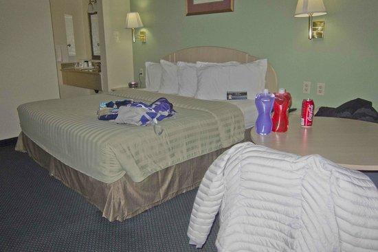 Travelodge Holbrook: Room