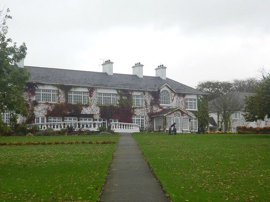 Crover House Hotel & Golf Club: Hotel View