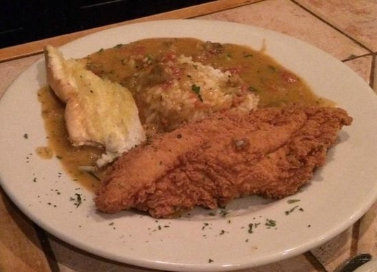 New Orleans Food And Spirits Menu Harvey La