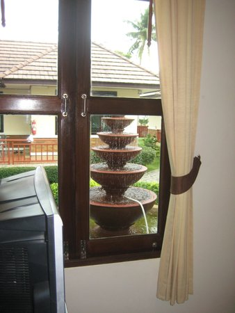 Noren Resort: View from the window