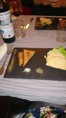 Auberge de la Durdent: Foie gras maison