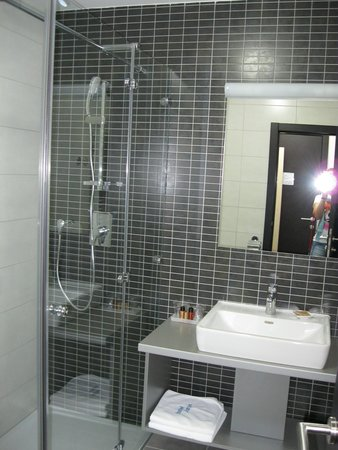 Hotel Jarun: душ