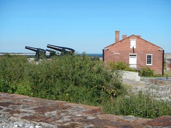 Fort Clinch State Park: the Fort