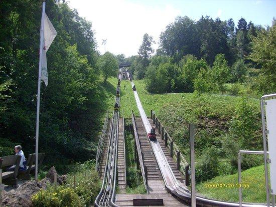Sommerrodelbahnen Pottenstein
