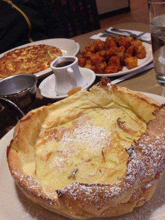 The Original Pancake House: Dutch Baby