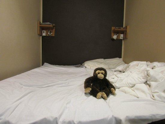 Vanadis Hotell & Bad: Кровати