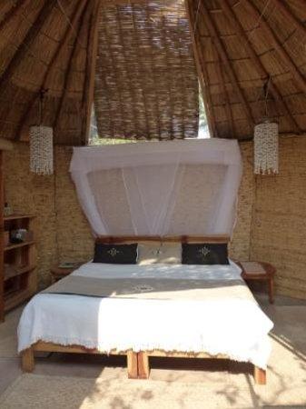 Mwamba Bushcamp (Shenton Safaris) : Reed chalet