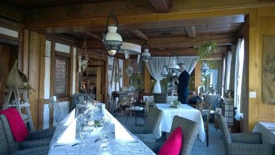 Vintage Interieur des Klösterli - Picture of Gasthof Kloster ...