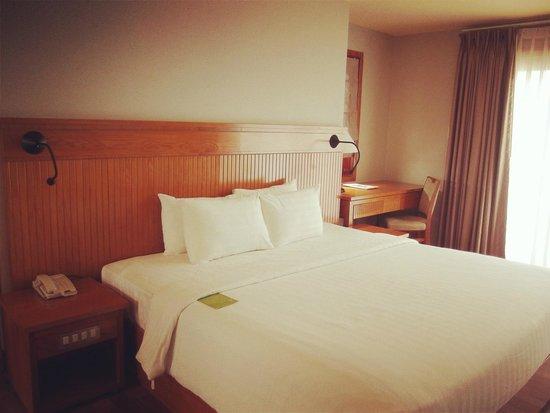 Eden Resort: Room