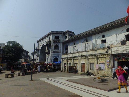 Bhadra Fort : Bhadrakali temple