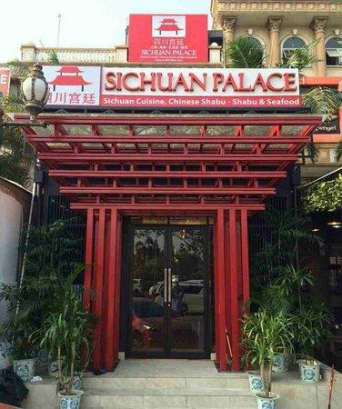 Sichuan Palace