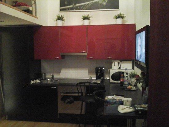 Welcome Budapest Apartments: la mansarda