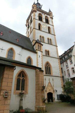 St. Gangolf: Aussenansicht