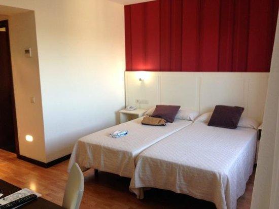 Hotel La Bastida: Bedroom