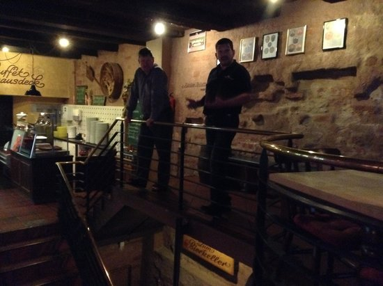 Brauberger zu Lübeck: Vi får en kort beskrivelse om ølbrygning hos Brauberger