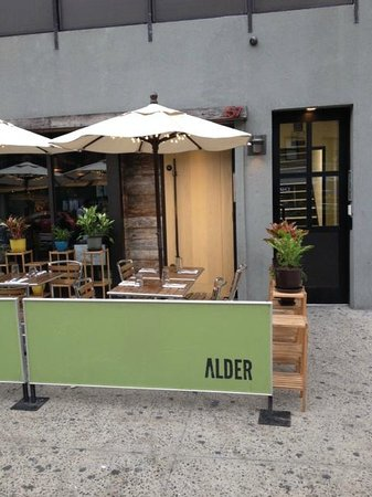 Photo of American Restaurant Alder at 157 2nd Ave, New York, NY 10003, United States