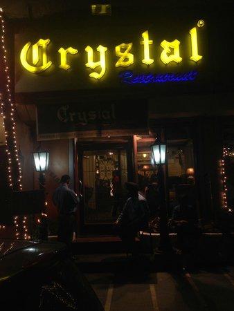 Crystal Restaurant: Crystal Resturant