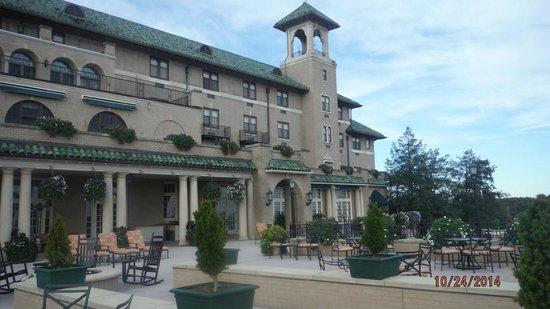 BEST WESTERN Harrisburg Hershey Hotel: Front of hotel