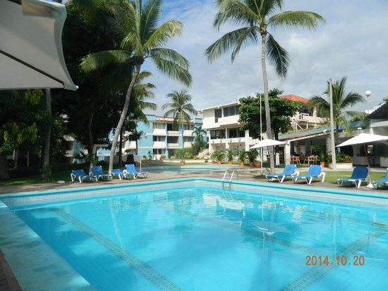 Hotel Suites Villasol : Alberca
