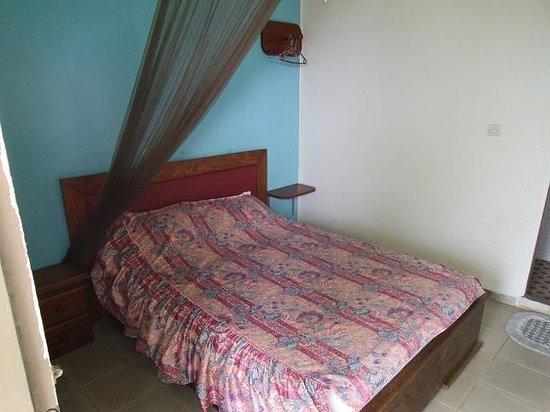 Hotel Costa Blanca: Notre chambre 117