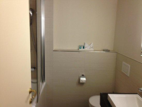 Hotel St. Gotthard : bath room 2