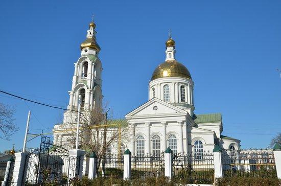 Temple Mid-Pentecost