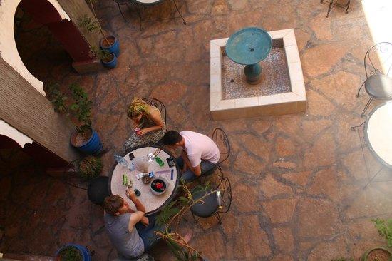 Riad Agraw: Пространство в середине риады