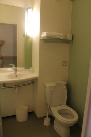 Salle De Bain - Photo De Ibis Budget Toulouse Centre, Toulouse