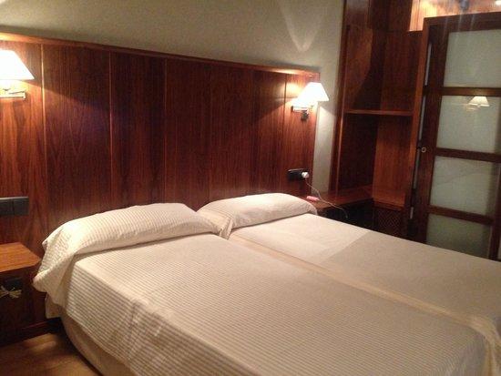 Hotel Dona Brigida: two beds room