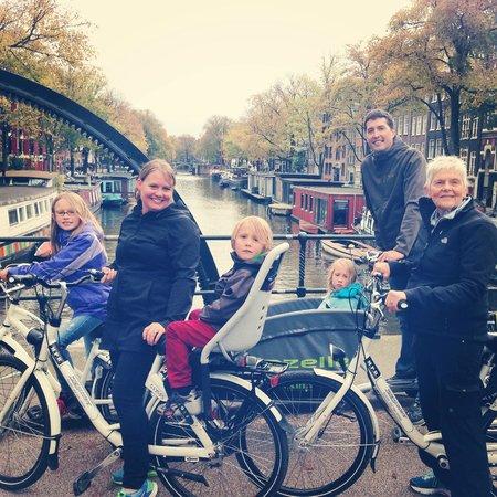 Trip Advisor Bike Tours Amsterdam
