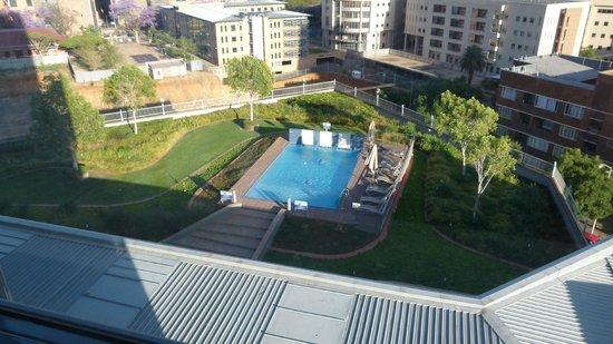 Holiday Inn Express Pretoria-Sunnypark: la piscine fermée a partir de 17 h
