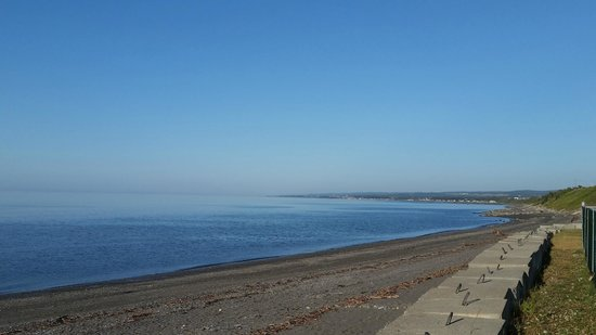 Riotel Matane : Gulf of St. Lawrence shoreline
