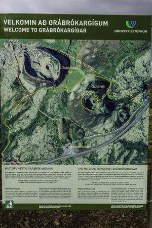Grabrok Crater: Sign