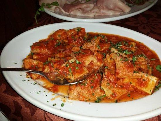 Sambuca di Sicilia, Italia: Trippa