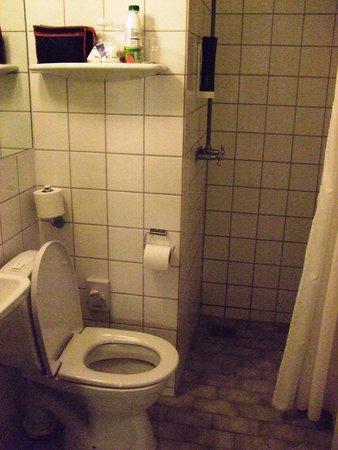 Zleep Hotel Copenhagen City: Bathroom