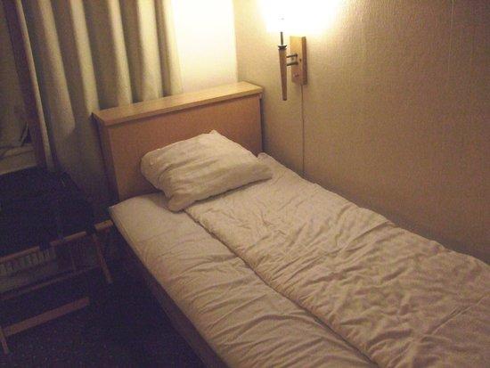 Zleep Hotel Copenhagen City: Bed
