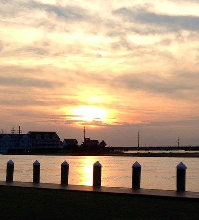 Comfort Suites Chincoteague: Luv this view  :)