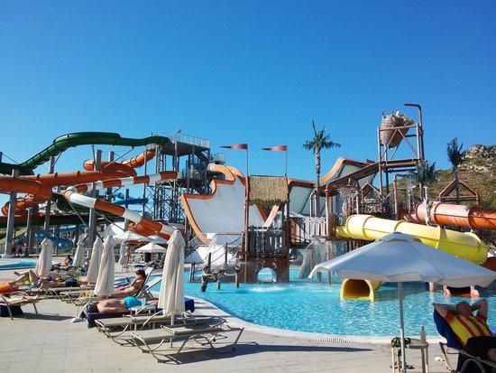 Splash World - Picture of Sun Palace Hotel, Faliraki - TripAdvisor