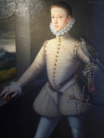 Schloss Ambras Innsbruck (Ambras Castle): The Habsburg Portrait Gallery