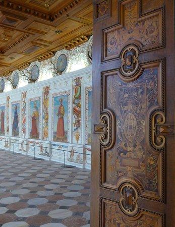 Schloss Ambras Innsbruck (Ambras Castle): Spanish Hall, Schloss Ambras