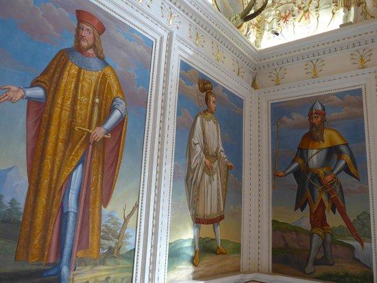 Schloss Ambras Innsbruck (Ambras Castle): Tyrolean Rulers, Schloss Ambras