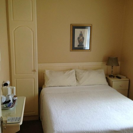 Griffin Lodge: Double room