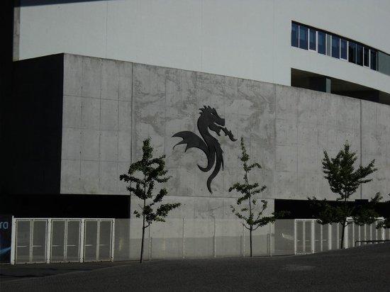 Estádio do Dragão : Estadio do Dragao