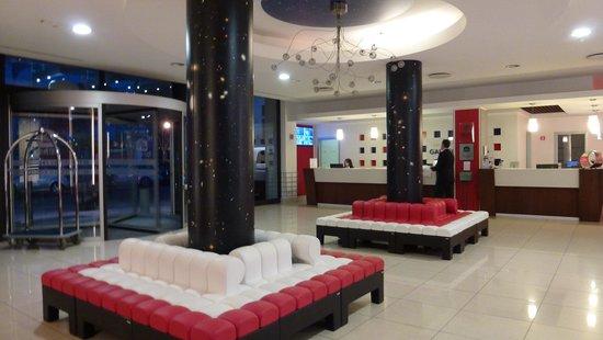 BEST WESTERN PREMIER Hotel Galileo Padova: hall
