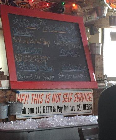 Scott's Oyster Bar
